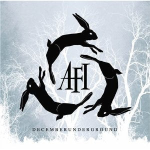 A.F.I. - DECEMBERUNDERGROUND - CD New