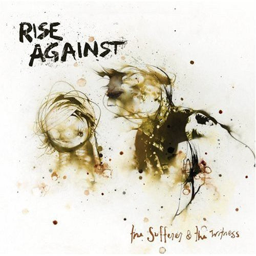 RISE AGAINST - SUFFERER & THE WITNESS - CD New