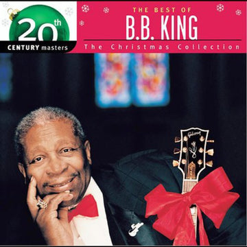 B.B. KING - CHRISTMAS COLLECTION: 20TH CENTURY MASTERS - CD New