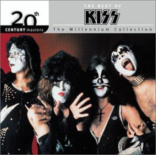 KISS - 20TH CENTURY MASTERS: MILLENNIUM COLLECT - CD New