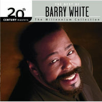 BARRY WHITE - 20TH CENTURY MASTERS: MILLENNIUM COLLECT - CD New
