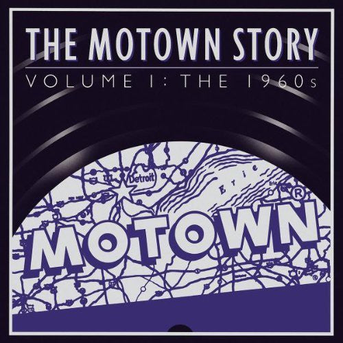 MOTOWN STORY 1: THE SIXTIES / VARIOUS - MOTOWN STORY 1: THE SIXTIES / VARIOUS - CD New