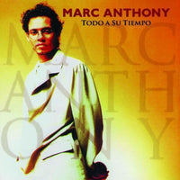 MARC ANTHONY - TODO A SU TIEMPO - CD New