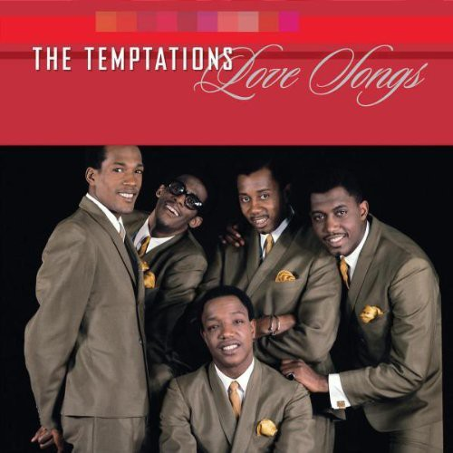 TEMPTATIONS - LOVE SONGS - CD New