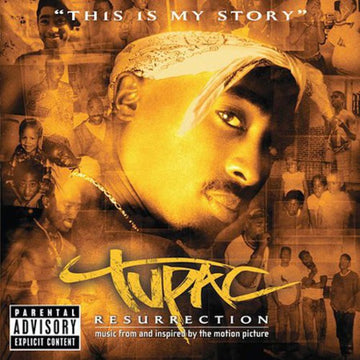 2PAC - RESURRECTION (SOUNDTRACK) - CD New