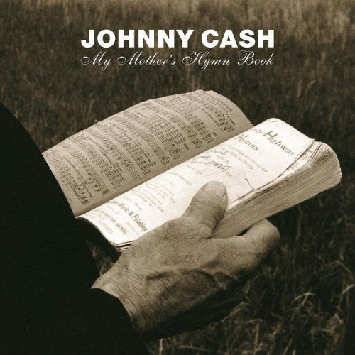 JOHNNY CASH - MY MOTHER'S HYMN BOOK - CD New