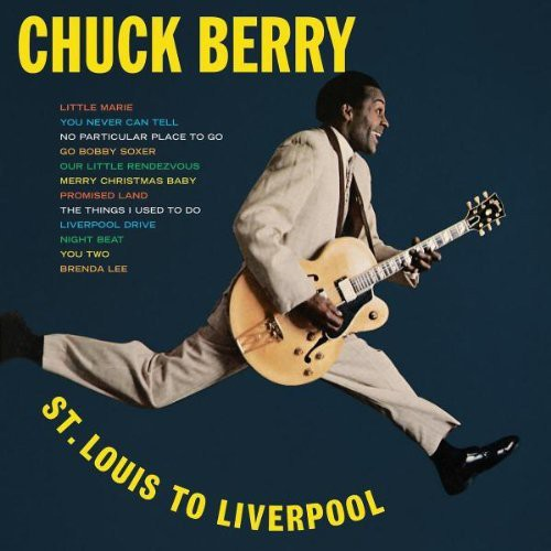 CHUCK BERRY - ST LOUIS TO LIVERPOOL - CD New