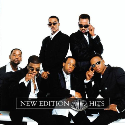 NEW EDITION - HITS (CD) - CD New