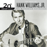 WILLIAMS JR, HANK - 20TH CENTURY MASTERS: MILLENNIUM COLLECT (CD)