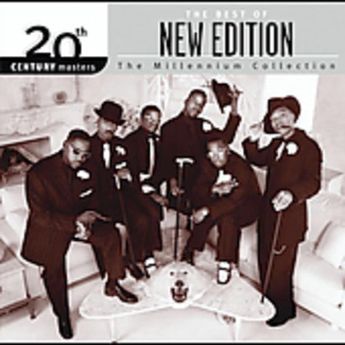 NEW EDITION - 20TH CENTURY MASTERS: MILLENNIUM COLLECT (CD)