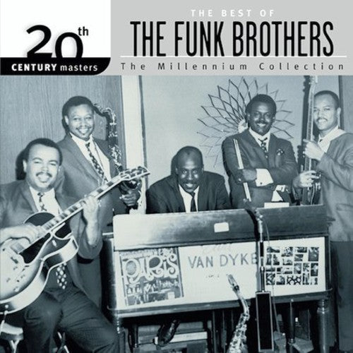 FUNK BROTHERS - 20TH CENTURY MASTERS: MILLENNIUM COLLECT (CD) - CD New
