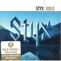 STYX - GOLD (CD)