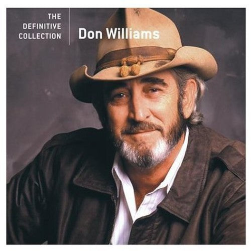 WILLIAMS, DON - DEFINITIVE COLLECTION (CD) - CD New