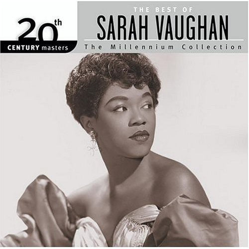 SARAH VAUGHAN - 20TH CENTURY MASTERS: MILLENNIUM COLLECT - CD New