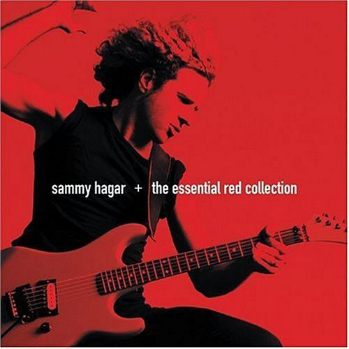 SAMMY HAGAR - ESSENTIAL RED COLLECTION - CD New