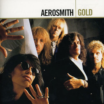 AEROSMITH - GOLD - CD New