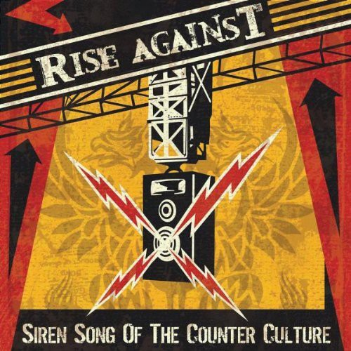 RISE AGAINST - SIREN SONG OF THE COUNTER-CULTURE - CD New