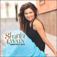 TWAIN, SHANIA - GREATEST HITS (CD)