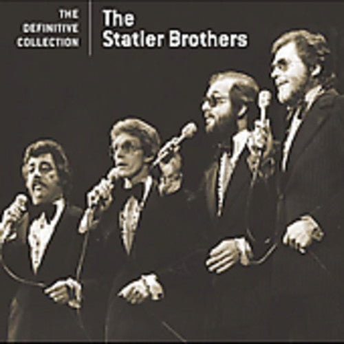 STATLER BROTHER - DEFINITIVE COLLECTION (CD)