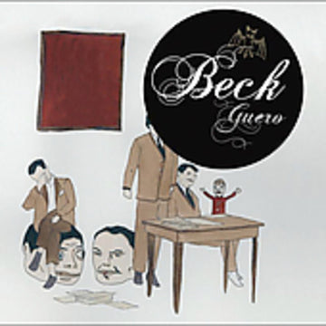 BECK - GUERO - CD New