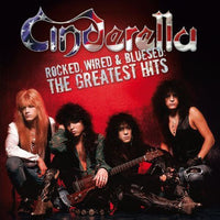 CINDERELLA - ROCKED WIRED & BLUESED: THE GREATEST HIT - CD New