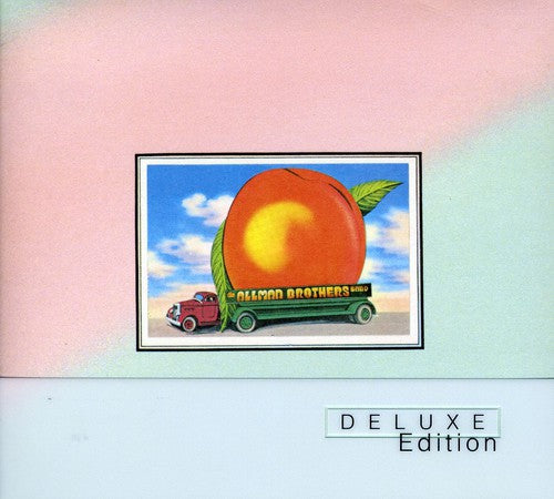 ALLMAN BROTHERS - EAT A PEACH - CD New
