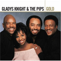 GLADYS & PIPS KNIGHT - GOLD - CD New