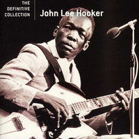 JOHN LEE HOOKER - DEFINITIVE COLLECTION - CD New