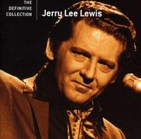 JERRY LEE LEWIS - DEFINITIVE COLLECTION