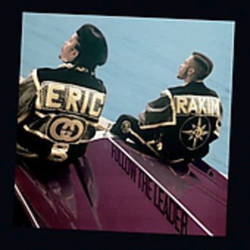 ERIC B & RAKIM - FOLLOW THE LEADER - CD New