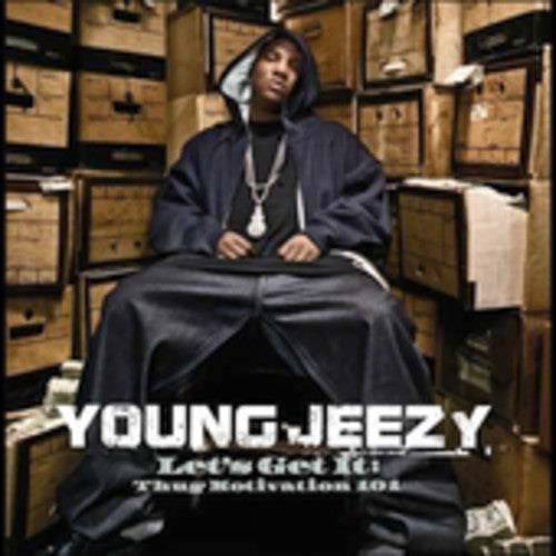 YOUNG JEEZY - LET'S GET IT: THUG MOTIVATION 101 - CD New