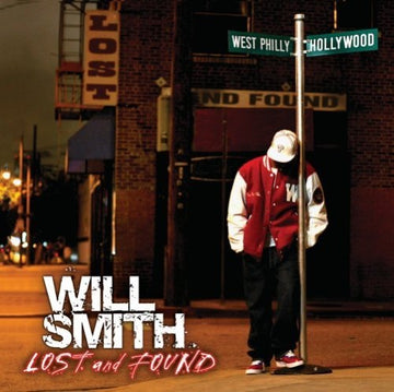 WILL SMITH - LOST & FOUND - CD Used
