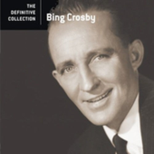 BING CROSBY - DEFINITIVE COLLECTION
