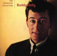 BUDDY HOLLY - DEFINITIVE COLLECTION - CD New