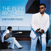 ISLEY BROTHERS - BABY MAKIN MUSIC - CD New
