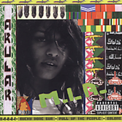MIA - ARULAR - CD New