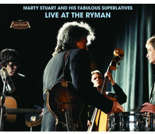 MARTY STUART - LIVE AT THE RYMAN - CD New