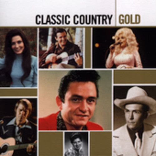 CLASSIC COUNTRY GOLD / VARIOUS - CLASSIC COUNTRY GOLD / VARIOUS - CD New