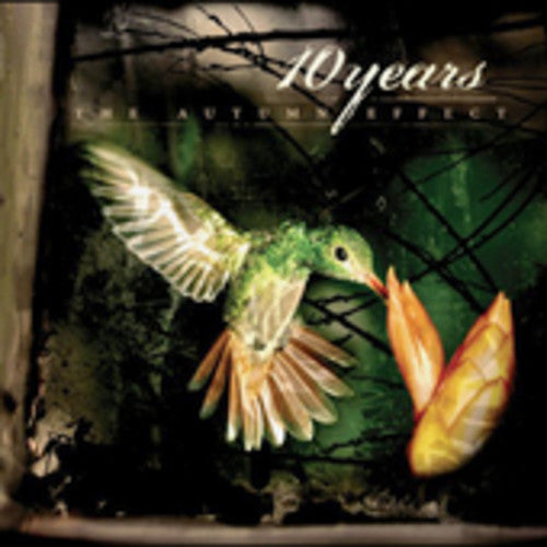10 YEARS - AUTUMN EFFECT - CD New