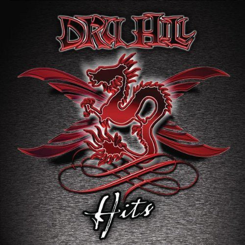 DRU HILL - HITS - CD New