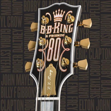B.B. KING - 80 - CD New