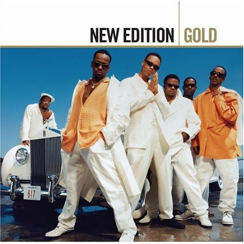 NEW EDITION - GOLD (CD)