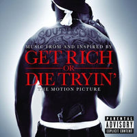 GET RICH OR DIE TRYIN ( 50 CENT ) / O.S. - GET RICH OR DIE TRYIN ( 50 CENT ) / O.S. (CD) - CD New