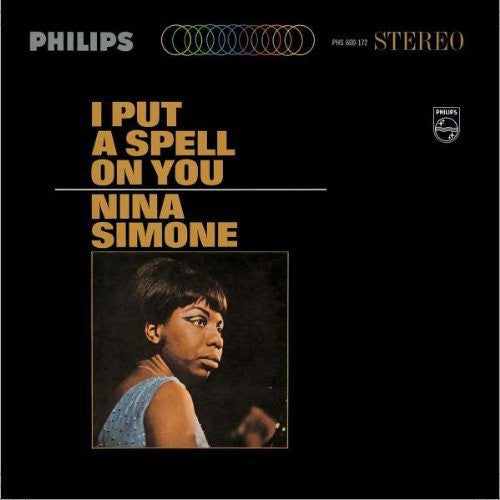 NINA SIMONE - I PUT A SPELL ON YOU - CD New