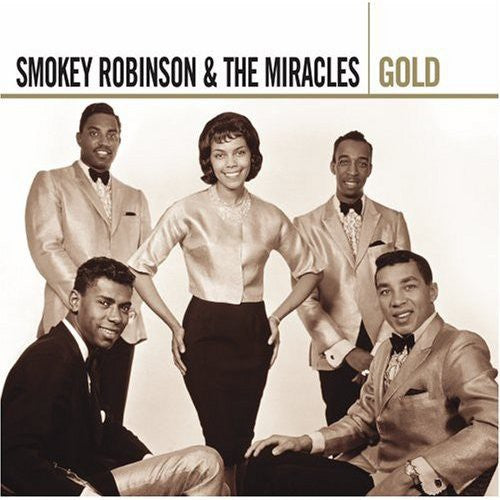 SMOKEY & MIRACLES ROBINSON - GOLD