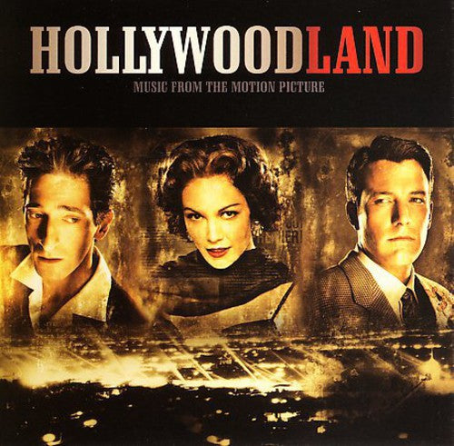 HOLLYWOODLAND / O.S.T. - HOLLYWOODLAND / O.S.T. - CD New