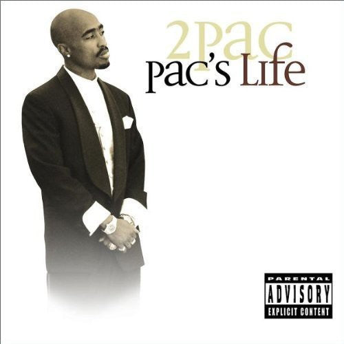2PAC - PAC'S LIFE - CD New