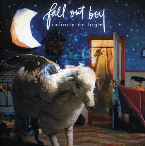 FALL OUT BOY - INFINITY ON HIGH - CD New