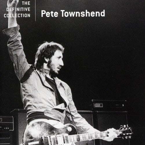 PETE TOWNSHEND - DEFINITIVE COLLECTION - CD New