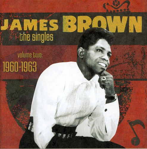 JAMES BROWN - SINGLES 2: 60-63 - CD New